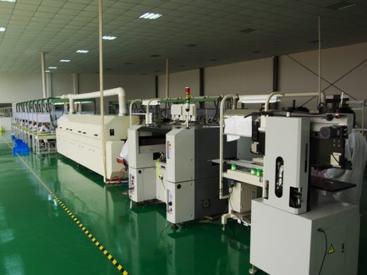 סיור במפעל