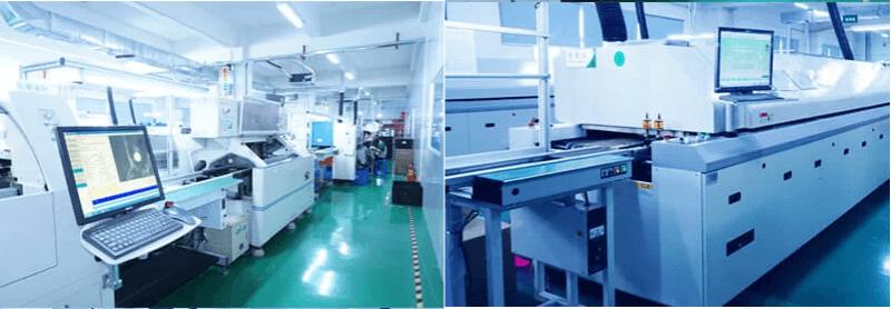 led display screen machines