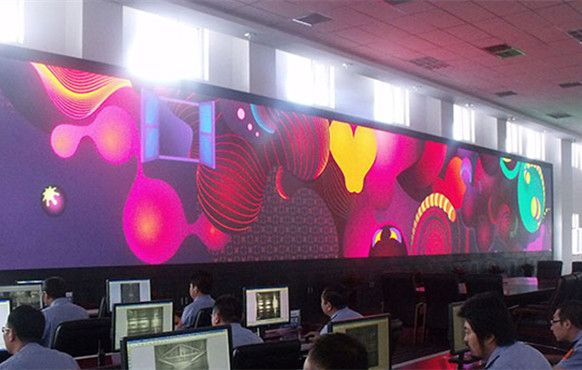 P2.5 indoor led video panels walls