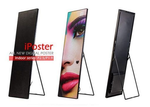 led poster display
