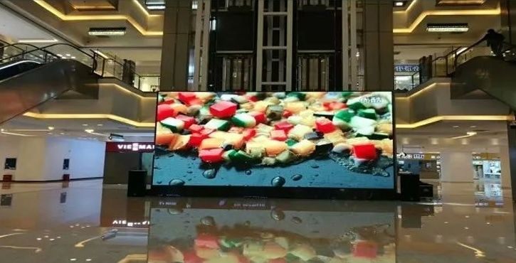 P3 indoor led video panels walls