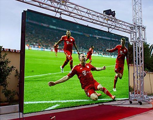 Малък пиксела терен 1080P-видео-HD-Indoor