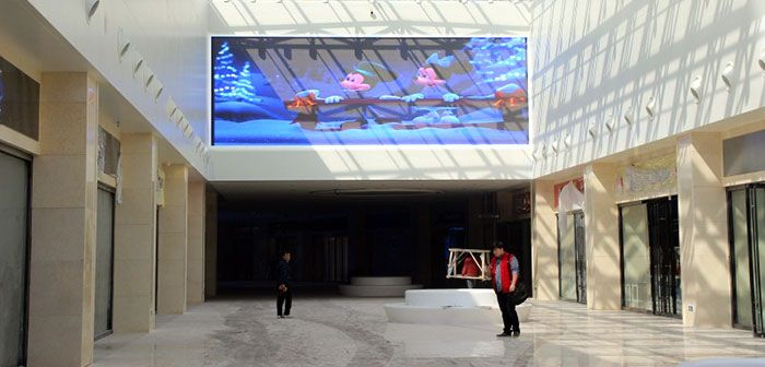 waterproof led video displays
