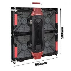 P2.976 led screen panel movable live show stage concert p2.97 p3.91 p4.81