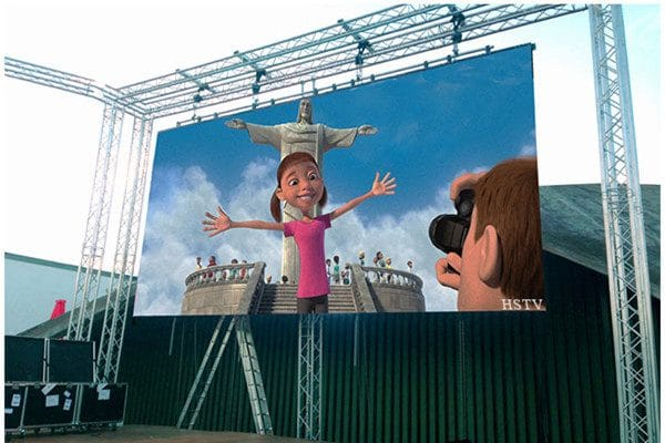 P3 OUTDOOR LED DISPLAYS