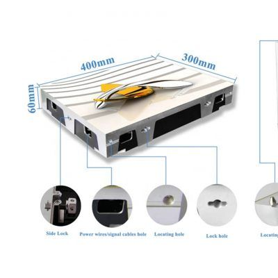 P1.25 interior small pixel pitch led video wall with MBI 5153 high refresh rate