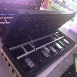 front-service-open-cabinet-P5-P6-P8 led wall (3)