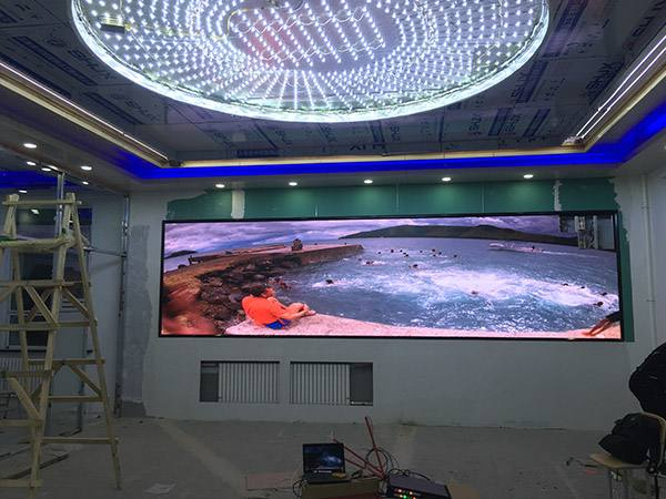 led video panel screen