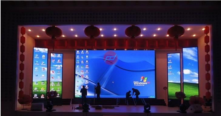 best led wall