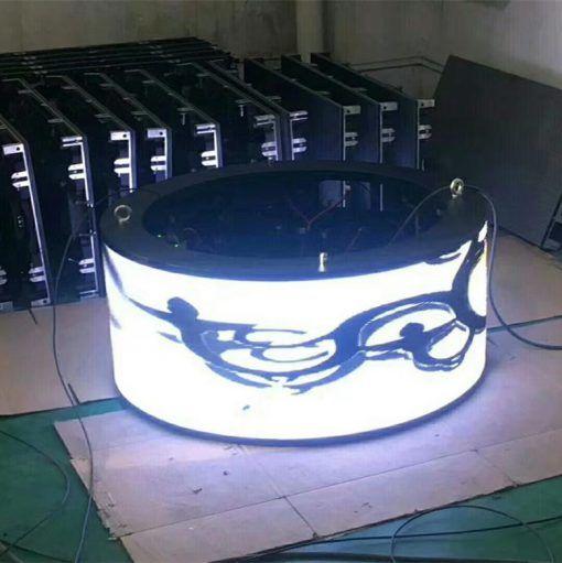 led soft video display (2)