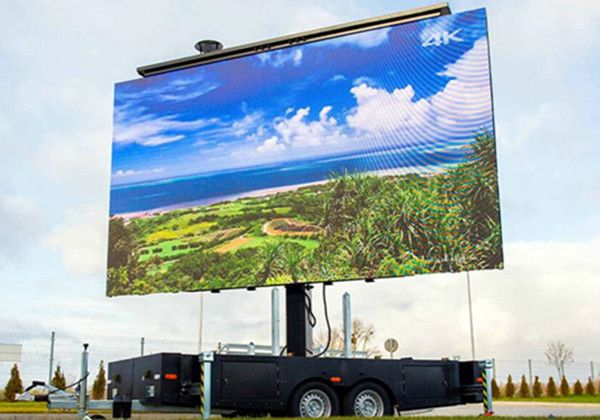 Best Price IP65 Rental Outdoor P4.81 Led Display Screen For Advertising