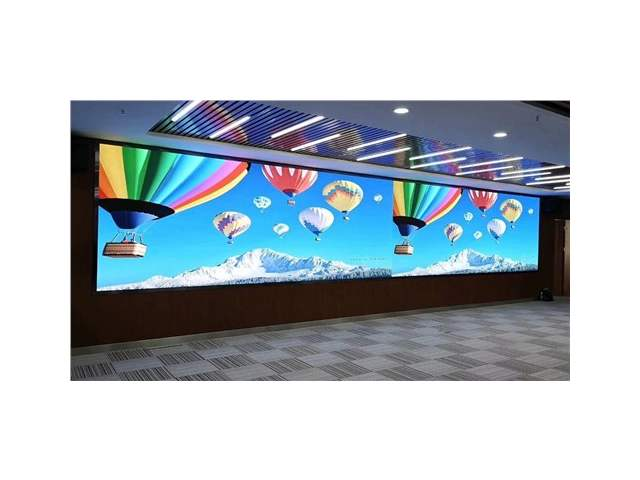 wireless led screen wall